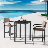 Barite 2 személyes bárszett  - Kerti bútor