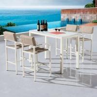 Barite 4 személyes bárszett  - Kerti bútor