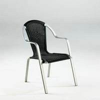 Timur egymásba rakható szék -