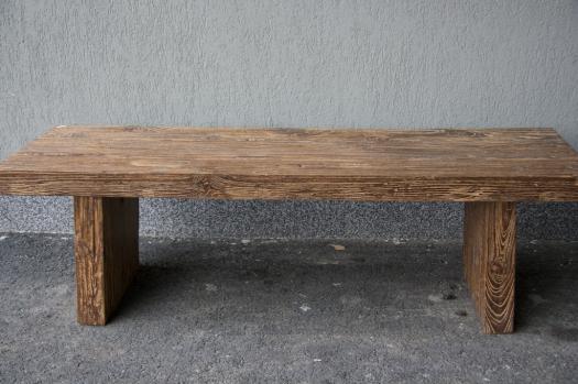 Antik dohányzóasztal/pad