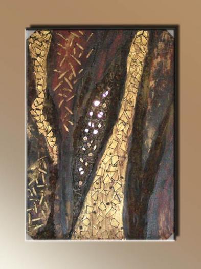 Absztrakt festmény 07.