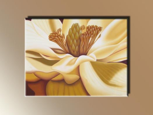 15. - Nyíló Sárga Virág