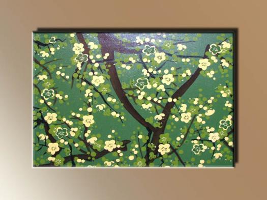 37. - Virágzó Fa
