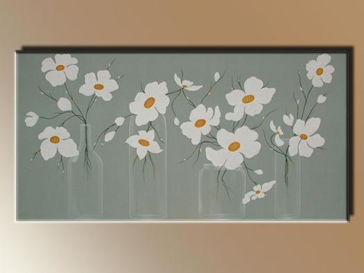 48. - Virágok üvegben