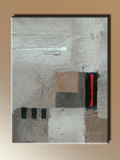 Absztrakt festmény 21.