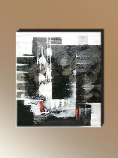 Absztrakt festmény 27.