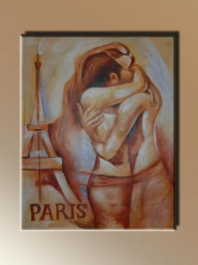 03. - Hug in Paris