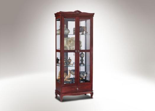 Rosemary szekrény vitrines