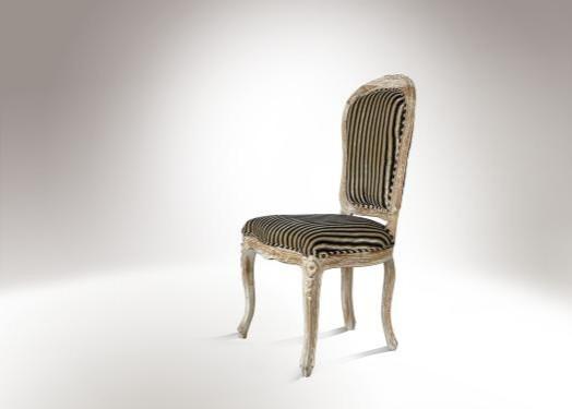 Antik szék-csíkos