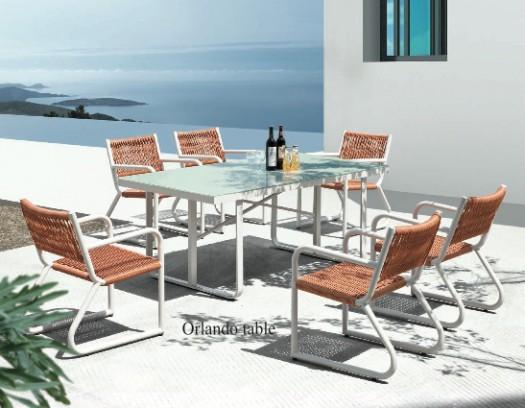 Haiti 6 személyes étkezőgarnitúra